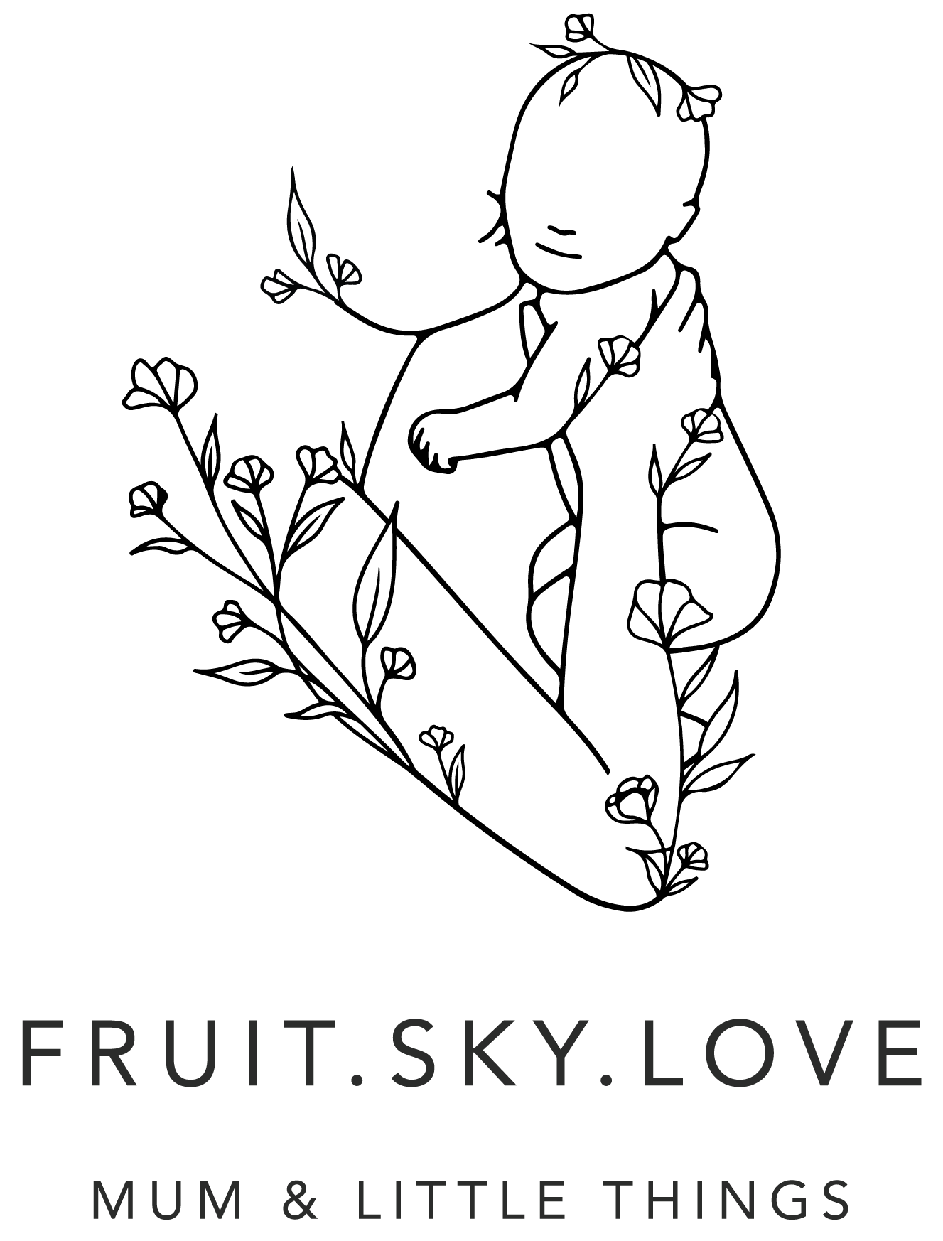 FRUIT.SKY.LOVE - MUM & LITTLE THINGS